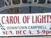 Campbells Welcome Sign