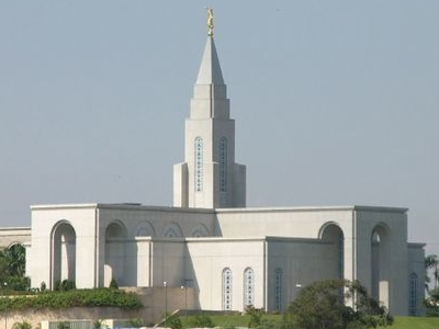 Campinas  Brazil  Temple By  Andres  Segal