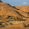 Campsite At The Foot Of Spitzkoppe