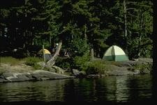 Campsite, Voyageurs National Park