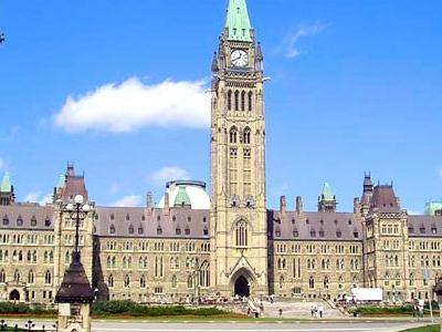 Canada  Parliament 2