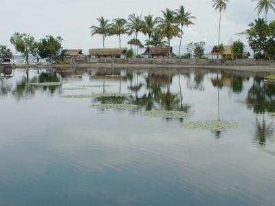 Candidasa  Lagoon