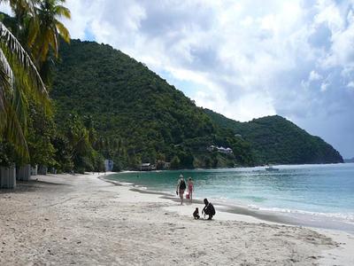 Cane Garden Bay Beach