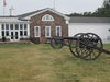 Cannon At Manassas Battlefield