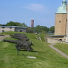 Cannons At Kalmar Castle
