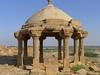 Canopy Tomb Of Daya Khan Rahu