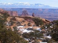Canyonlands National Park View UT