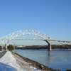 Cape Cod Canal Bourne Bridge