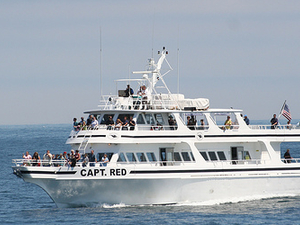Cape Cod Fast Ferry Fotos