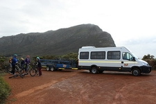Cape Point Nature Reserve SA Cycle Tour