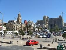 Cape Town City View SA
