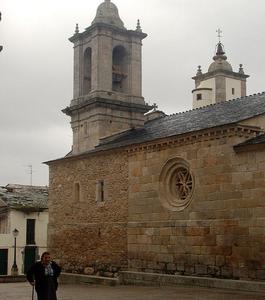 Capilla De Santa María Del Campo