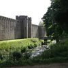 Cardiff Castle Back Side