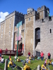 Cardiff Castle Gateway
