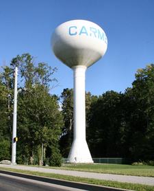 Carmel Water Tower
