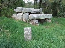 Carnac Stones Dolmen - Brittany - France