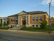 Carnegie Library Greencastle I N