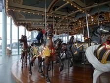 Carousel Horse A Park