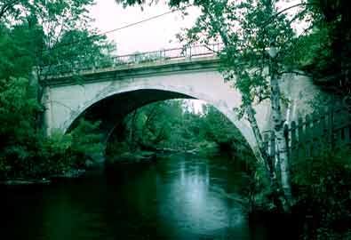 Carp River Chippewa County Michigan