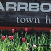Carrboro Town Hall Sign