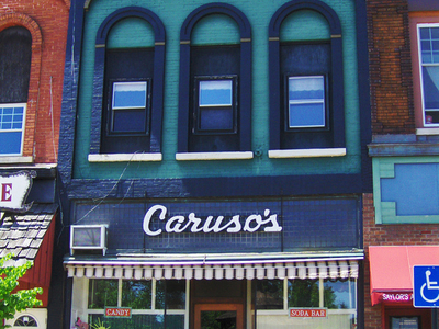 Carusos Candy   Dowagiac Michigan