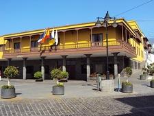 Casa Consistorial - Puerto De La Cruz - Tenerife Canarias