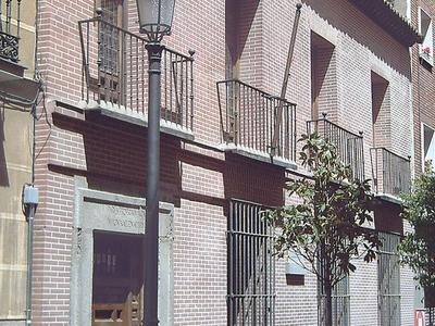 House Museum Of Lope De Vega