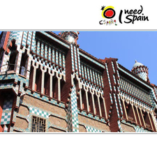 View Of Casa Vicens