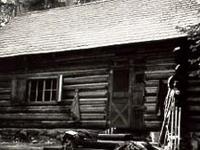 Cascade Canyon Barn
