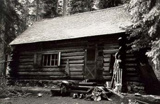 Cascade Canyon Barn - Grand Tetons - Wyoming - USA