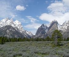 Cascade Canyon - Grand Tetons - Wyoming - USA