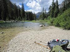 Cascade Canyon Trail - Grand Tetons - Wyoming - USA