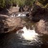 Cascada del río