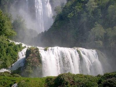 The Cascata Delle Marmore