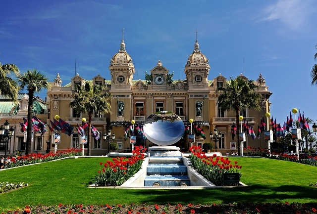 Trip To Monaco, Monte Carlo Photos