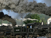 Cass Scenic Railroad Heisler