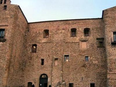 Castelbuono The Castle