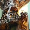 Castelul Peleș - Inner Stairway
