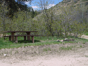 Castle Creek Campground