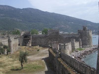 Crusader Castle Mamure