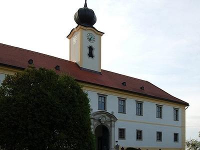 Castle Of Altenhof, Upper Austria, Austria