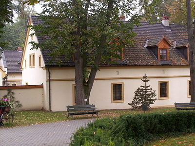 Castle Of Kamien' S'la;ski Poland