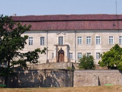 Castle Of Krapkowice