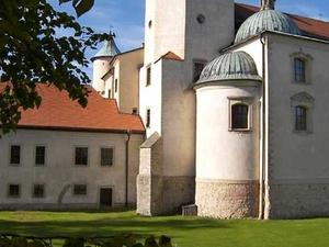 Castle of New Wiśnicz (Nueva Wiśnicz)