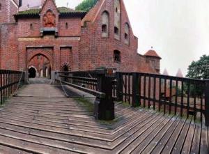 Castillo de la Orden Teutónica