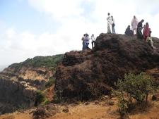 Castle Rock Viewpoint - Maharashtra - India