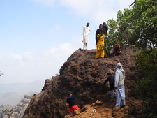 Castle Rock Visitors - Maharashtra - India