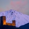 Castle Sainte-Marie - Luz Saint Sauveu - Midi Pyrenees