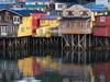 Castro Houses - Chiloe Island
