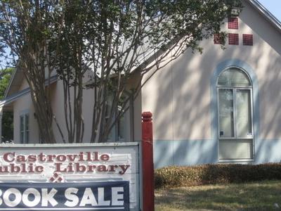 Castroville   Public  Library